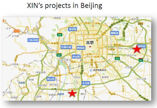XIN Presentation Map April 2016