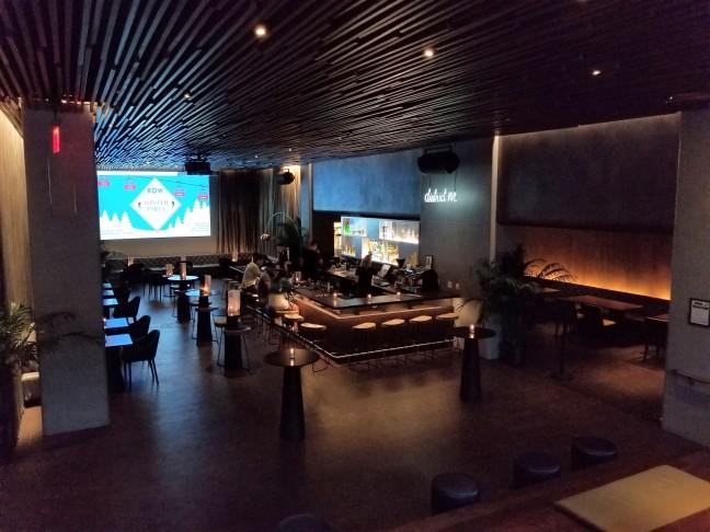Row Lobby Bar